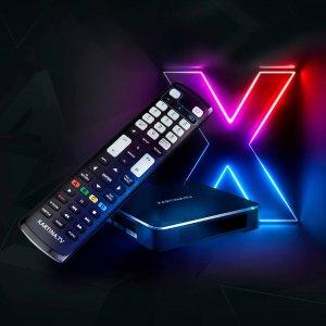 Приставки нового поколения Kartina X