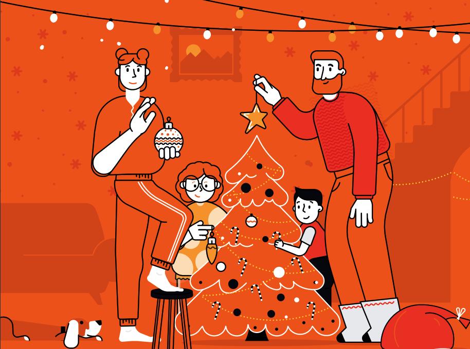 Как разбудить у себя новогоднее настроение?