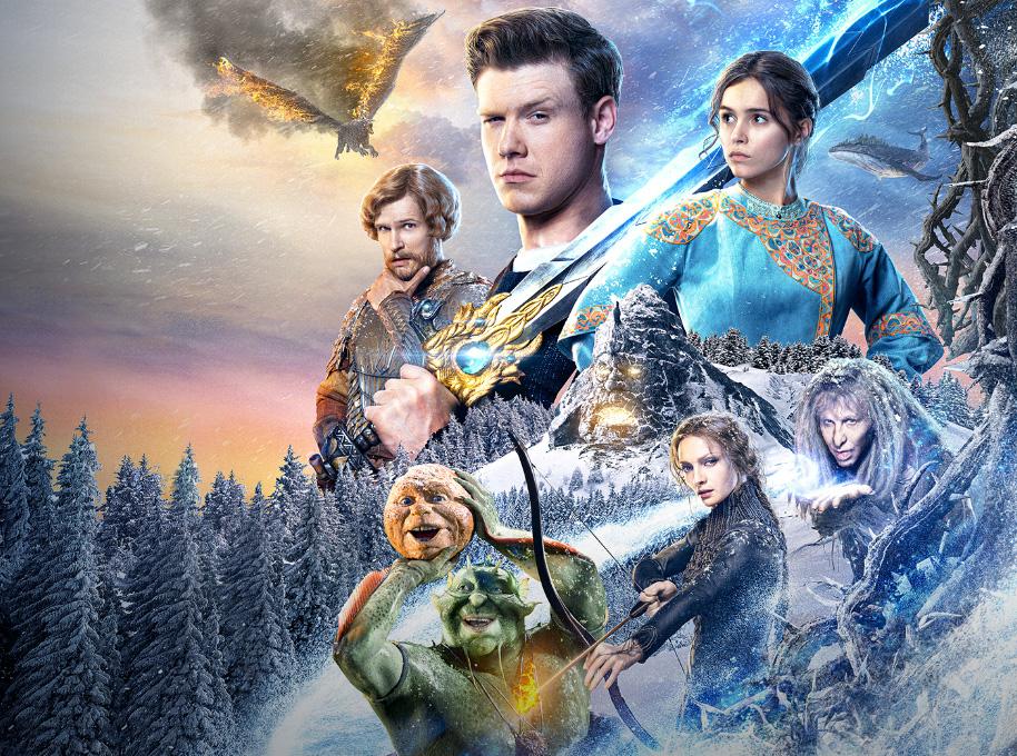 Главная премьера года «Последний богатырь. Корень зла» эксклюзивно на Kartina.TV!
